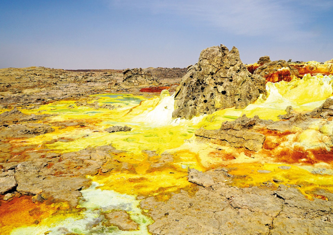 Dallol Depression